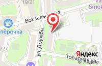Схема проезда до компании Молочно-раздаточный пункт в Подольске