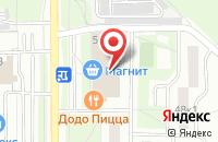 Схема проезда до компании Радонеж в Москве