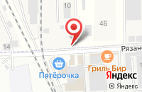 Схема проезда до компании МегаФон в Подольске