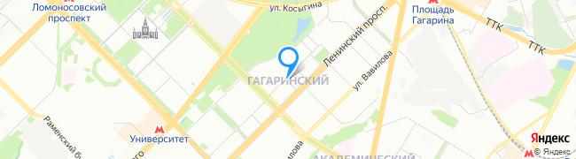 район Гагаринский