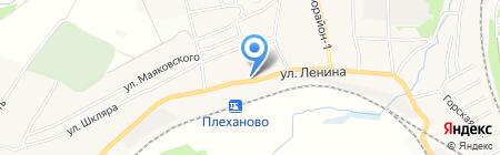Магазин автозапчастей на карте Хрущёво