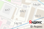 Схема проезда до компании EuroMobile в Москве