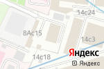 Схема проезда до компании Мимар в Москве
