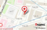 Схема проезда до компании Лигапут Интернешнл в Москве