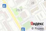 Схема проезда до компании Скайборт в Москве