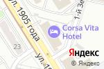 Схема проезда до компании Кофейная Кантата в Москве