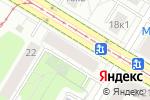 Схема проезда до компании ИЛА 2 в Москве