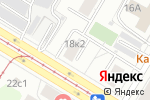 Схема проезда до компании Водоматрасы RUBY в Москве
