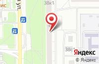 Схема проезда до компании Экспресс Xxi в Москве