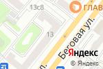 Схема проезда до компании Пальчики в Москве
