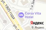 Схема проезда до компании М и М Вояж в Москве
