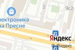 Схема проезда до компании GreenVillage в Москве