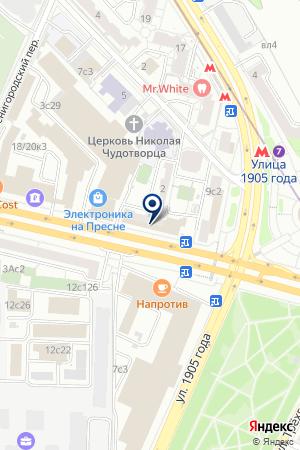 МАГАЗИН ИГРУШЕК ТОВАРЫ ДЛЯ ДЕТЕЙ на карте Звенигорода