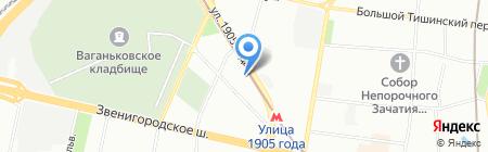 ААА Ремонт компьютеров на карте Москвы