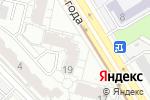 Схема проезда до компании Skymart в Москве