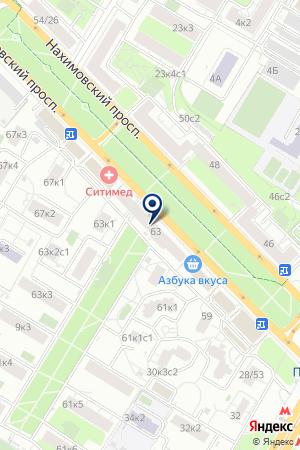 ПТФ INTEROPTIKA на карте Москвы