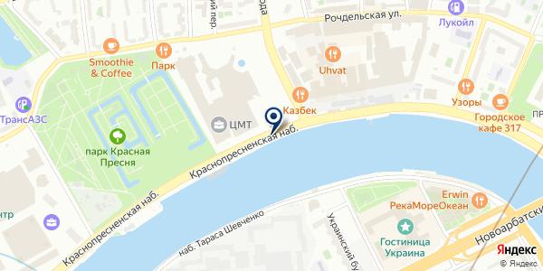 ТФ VALMET на карте Москве