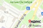 Схема проезда до компании Церковь Усекновения Главы Иоанна Предтечи у Новодевичьего монастыря в Москве