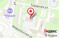 Схема проезда до компании Подольский специализированный дом ребенка в Подольске