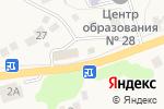 Схема проезда до компании Магазин продуктов в Плеханово