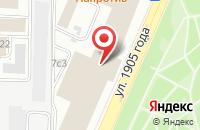 Схема проезда до компании Сова-Издат в Москве