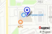 Схема проезда до компании ТФ АСТ-ГРУПП в Москве