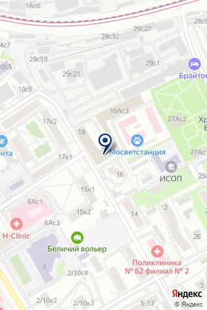 КОНСАЛТИНГОВАЯ КОМПАНИЯ ARSTEL CONSULTING на карте Москвы