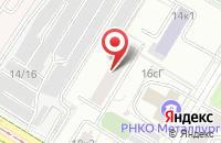 Схема проезда до компании Студия ВЕРЕКС в Москве