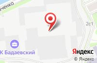 Схема проезда до компании Тимменс в Москве