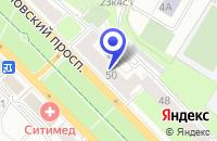Схема проезда до компании ТФ ДОМОТЕХНИКА в Москве