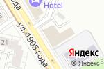 Схема проезда до компании Porto di moda в Москве