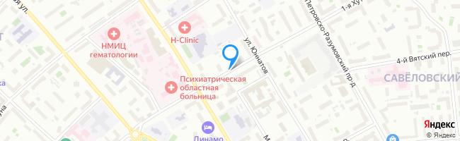 Старый Петровско-Разумовский проезд
