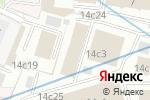 Схема проезда до компании Vaisband & Partner в Москве