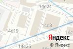 Схема проезда до компании ПКФ Гидромастер в Москве