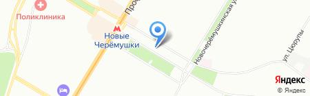 Элит Эстетик на карте Москвы