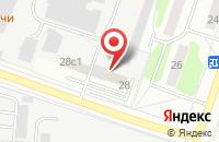Схема проезда до компании ПОДОЛЬСКХОЛОД в Подольске