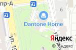 Схема проезда до компании АрхиКуб в Москве