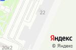Схема проезда до компании Ипподром в Москве