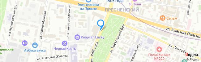 улица 1905 Года