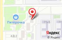 Схема проезда до компании Уютный Дом «Иртыш» в Москве