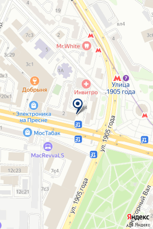 МЕБЕЛЬНЫЙ МАГАЗИН СОЛО на карте Звенигорода