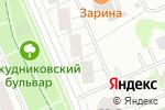Схема проезда до компании Комп-Мастер в Москве
