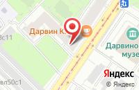 Схема проезда до компании Мве в Москве