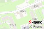 Схема проезда до компании СК-Альянс в Москве