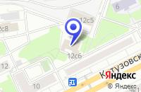 Схема проезда до компании МЕБЕЛЬНЫЙ САЛОН АМБИТАТ в Москве