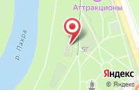 Схема проезда до компании Городской парк культуры и отдыха им. Виктора Талалихина в Подольске