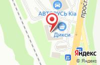 Схема проезда до компании Багетная мастерская в Подольске
