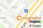 Схема проезда до компании СТАЛ в Москве