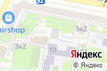 Схема проезда до компании МОЛ.БУЛАК.РУ в Москве