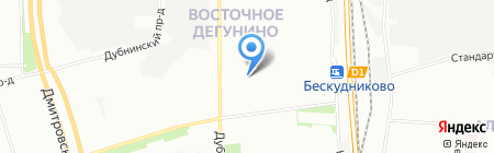 Шарм+Стиль К на карте Москвы